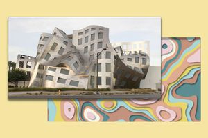 Photo of the Lou Ruvo Center for Brain Health