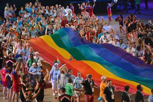 Gay Games 2014 - Opening Ceremony
