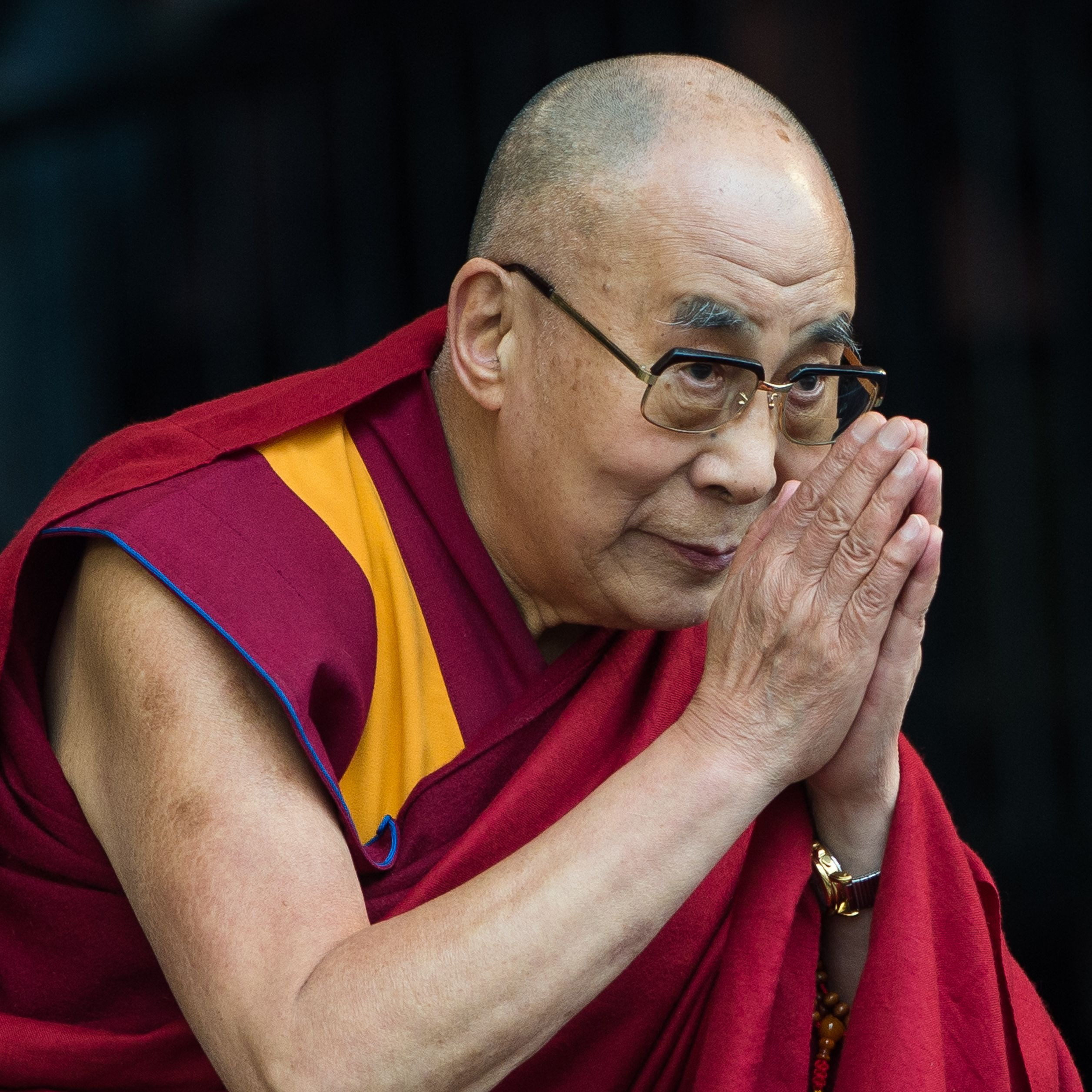 the 14th dalai lama resides in