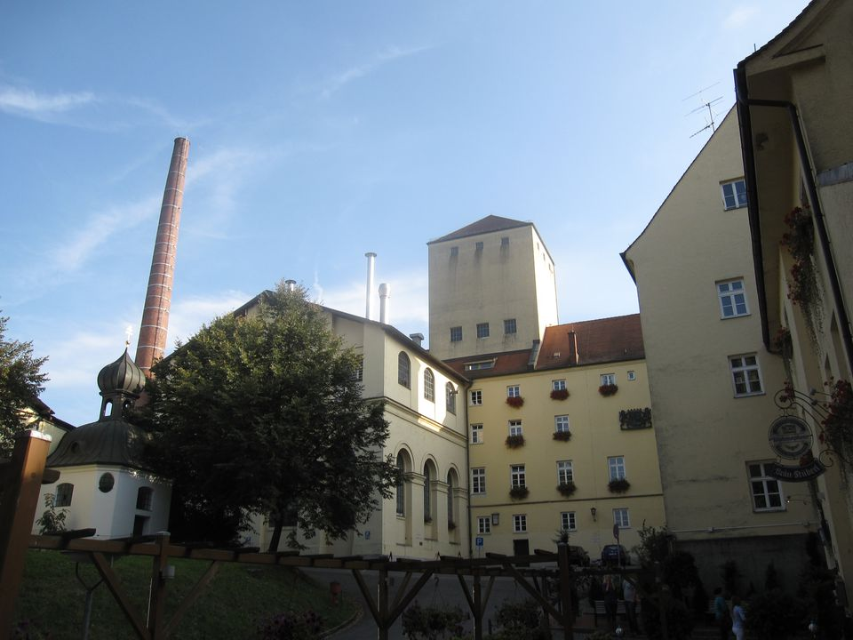 Weihenstephan Brewery in Bavaria