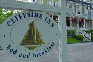 Cliffside Inn Newport Rhode Island