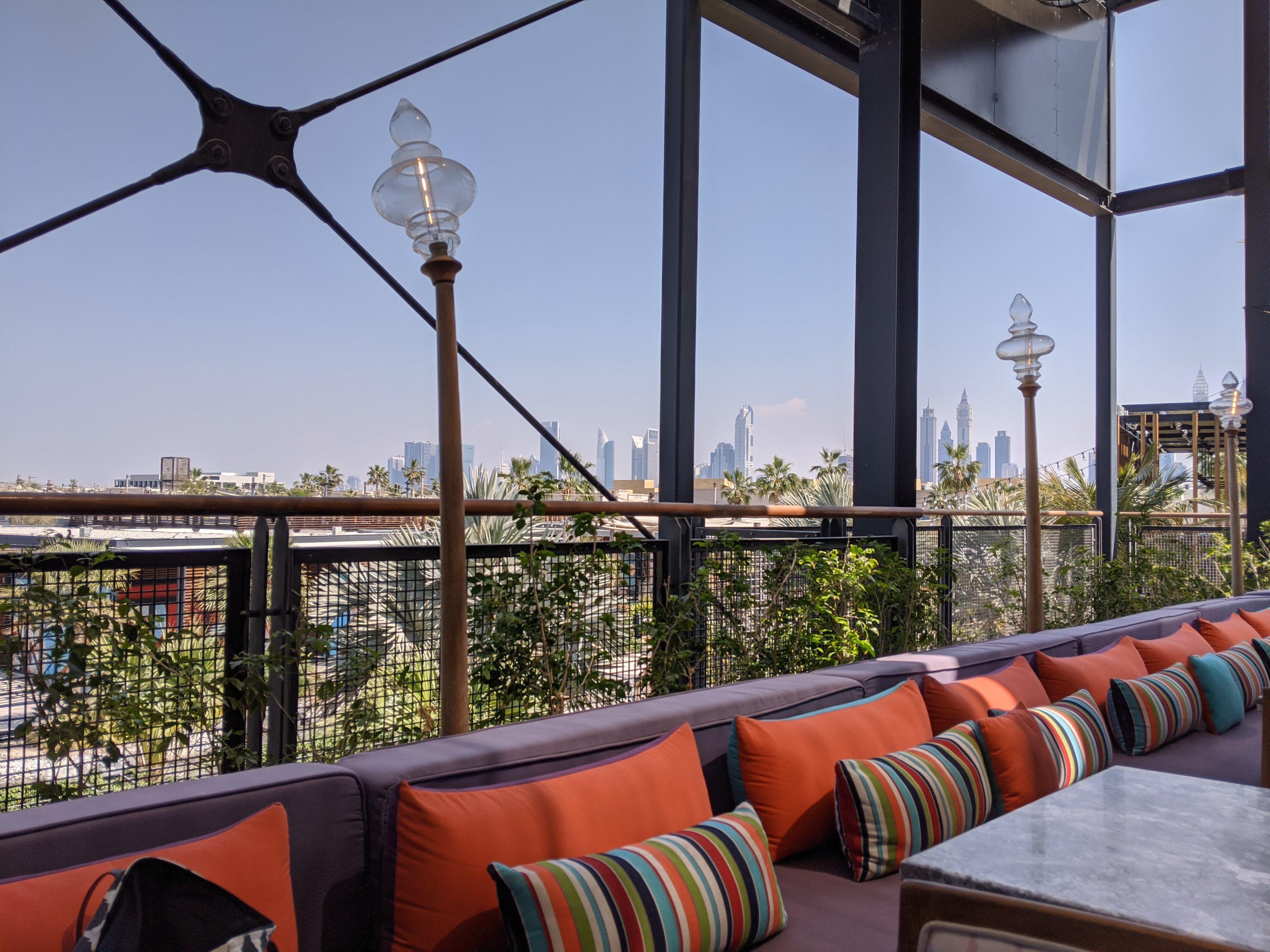 The Top 12 Restaurants in Dubai