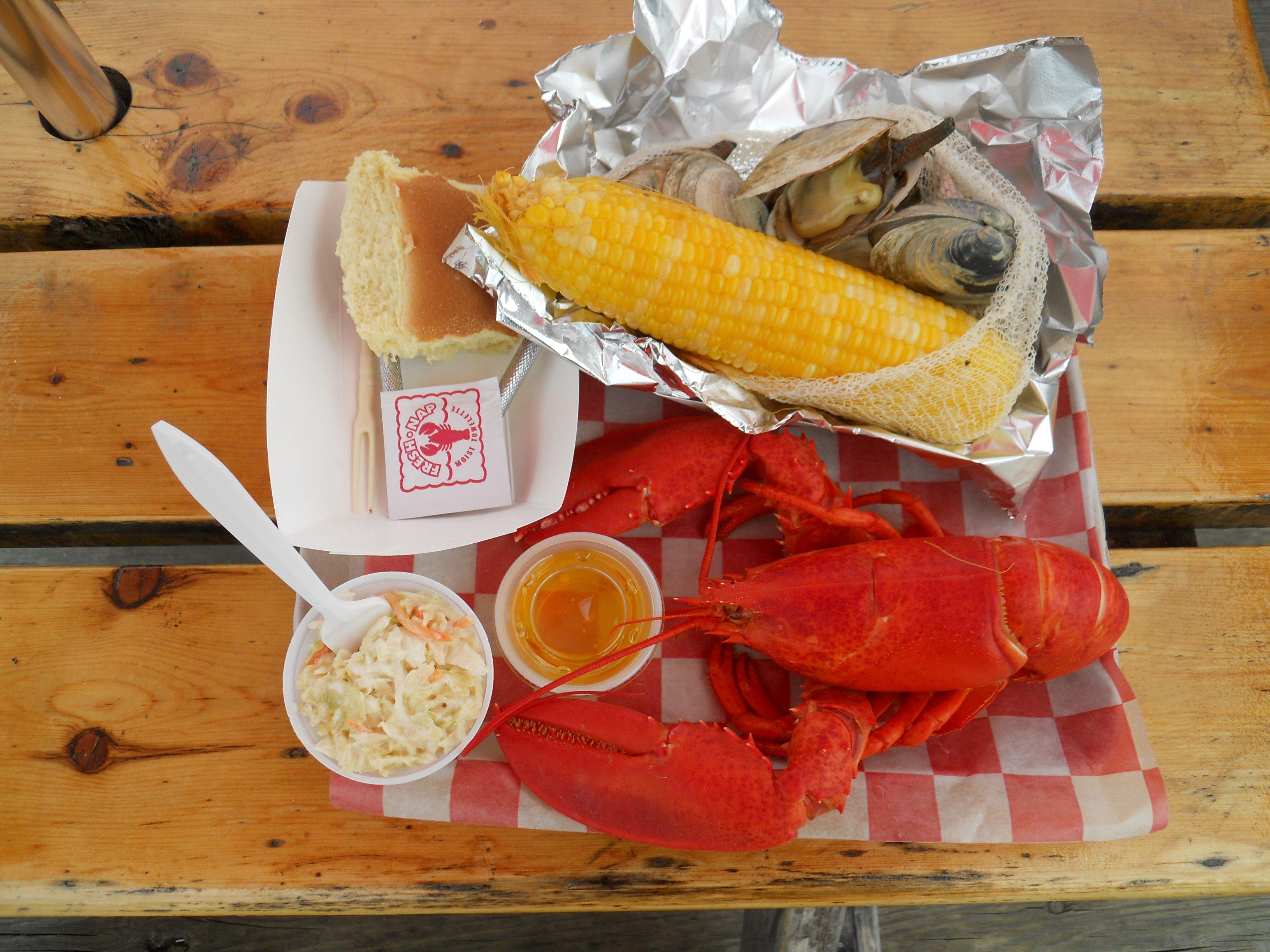 Sprague's Lobster , Langosta de libra redonda