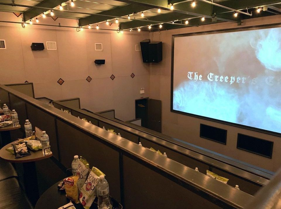Movie at Syndicated Brooklyn