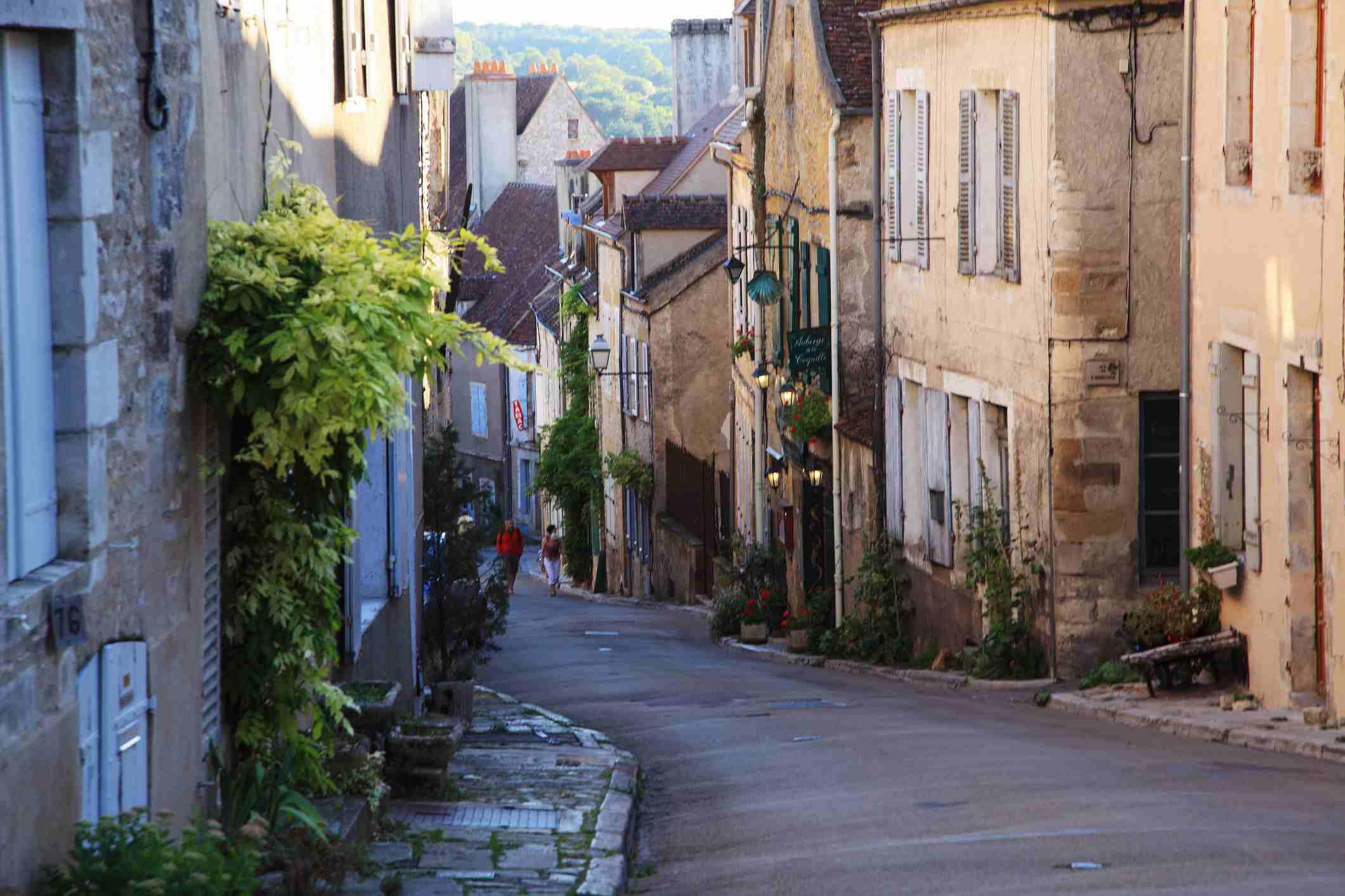 France, Vézelay