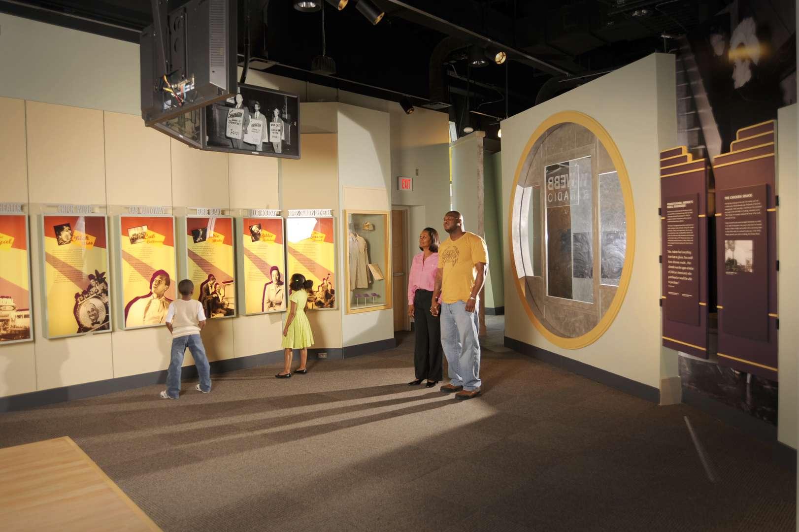 Reginald F. Lewis Museum Baltimore