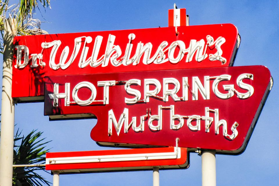 Dr Wilkinson's Hot Springs, Calistoga