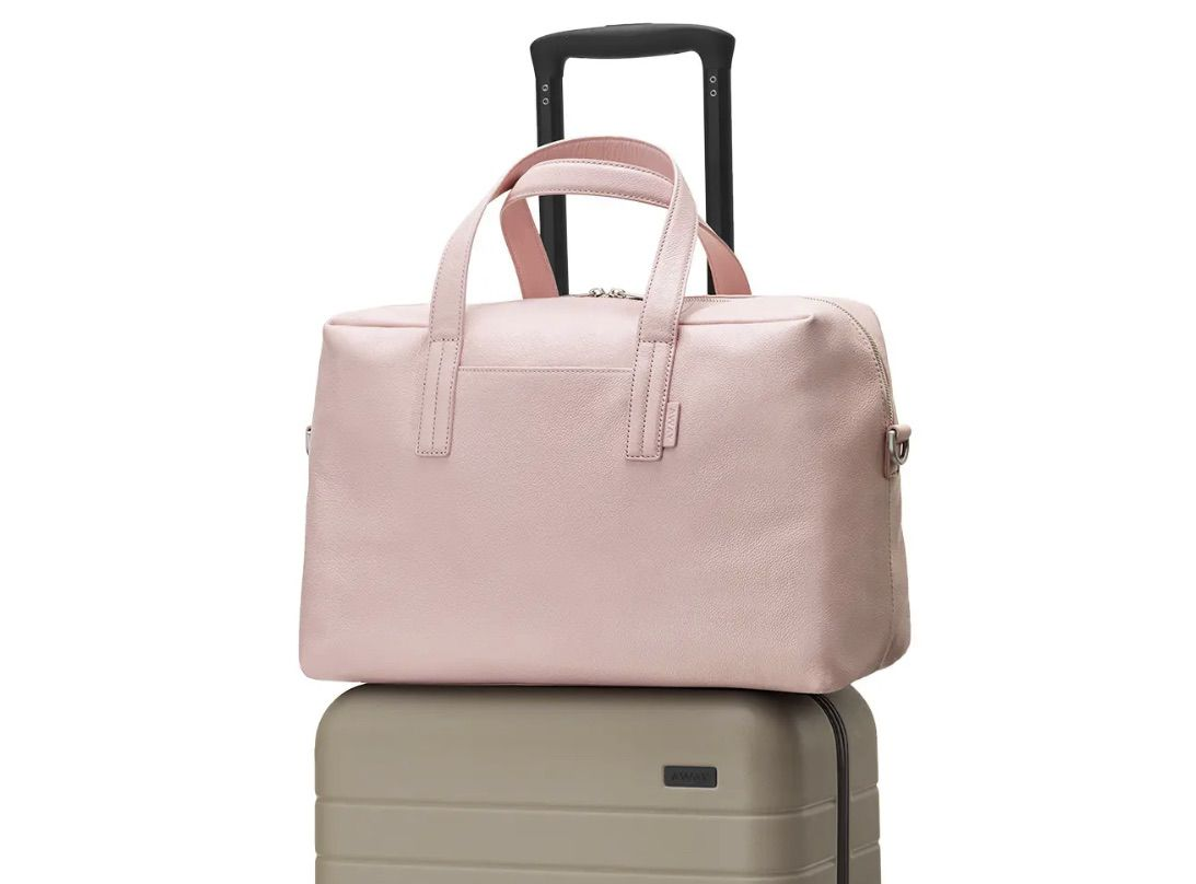 5359f72d9269 The 8 Best Weekender Bags of 2019