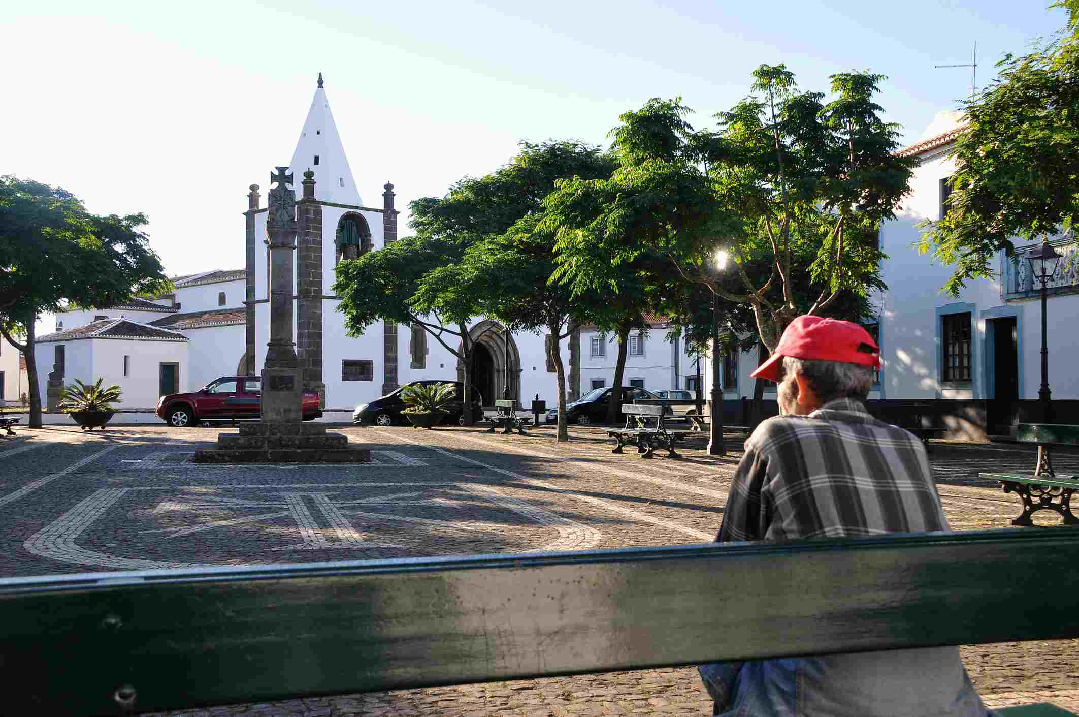 Sao Sebastiao church