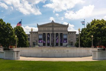 Entrance to the FIeld Museum