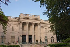 Marble House Newport Mansion
