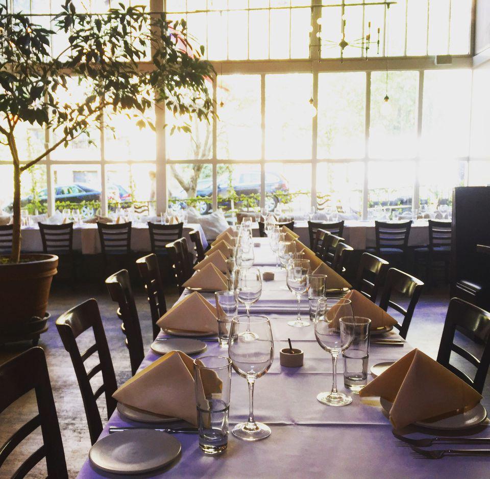 Agrodolce Dinning Room