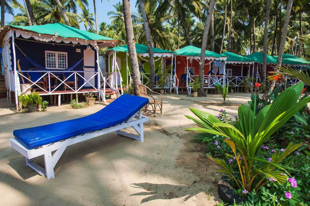 Cuba Premium Beach Huts, Palolem