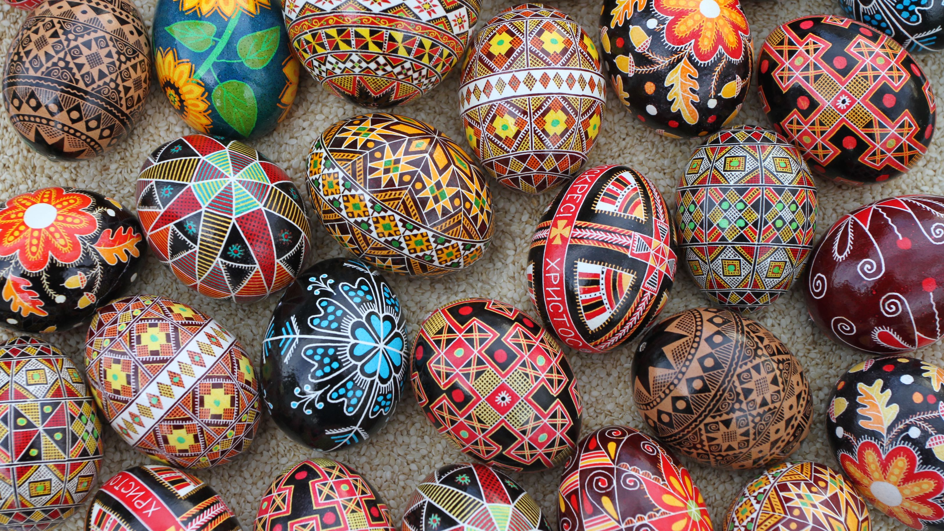 A Good Footage Coloring Pages Ukrainian Easter Eggs Most Important ... | 1828x3250