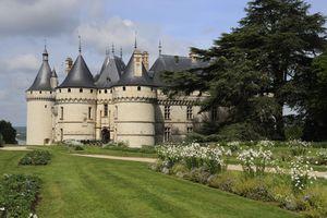 Chateau de Chaumont, Chaumont Sur Loire, Loir-et-Cher, Loire Valley, Centre, France, Europe