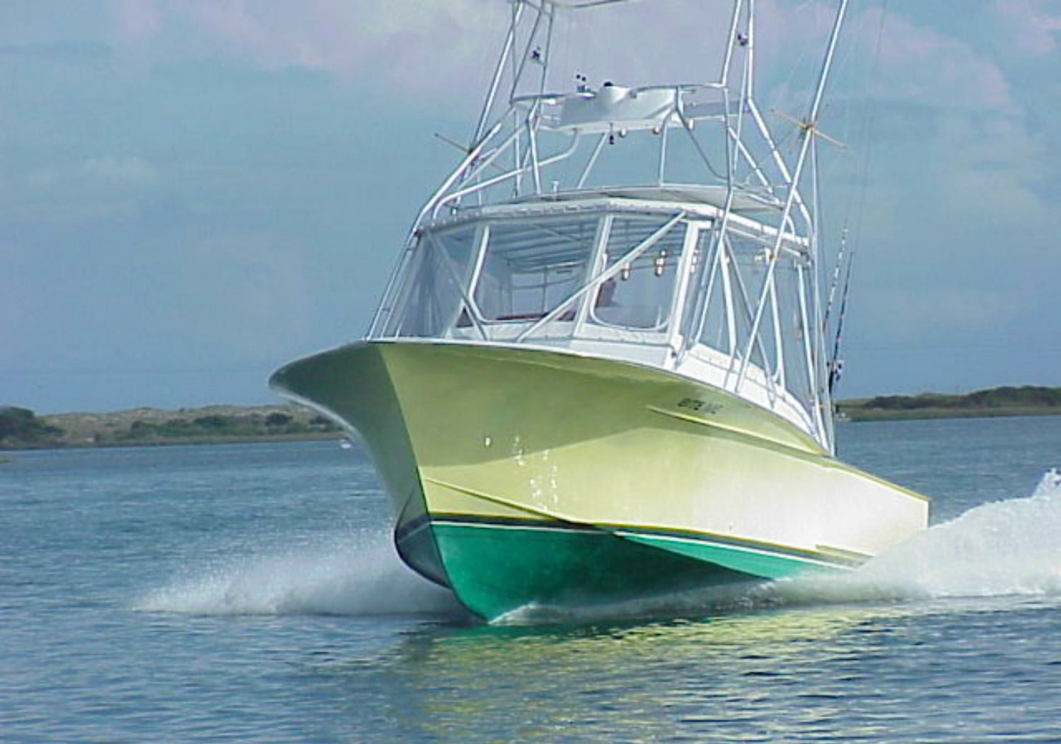 Sportfishing in the Outer Banks