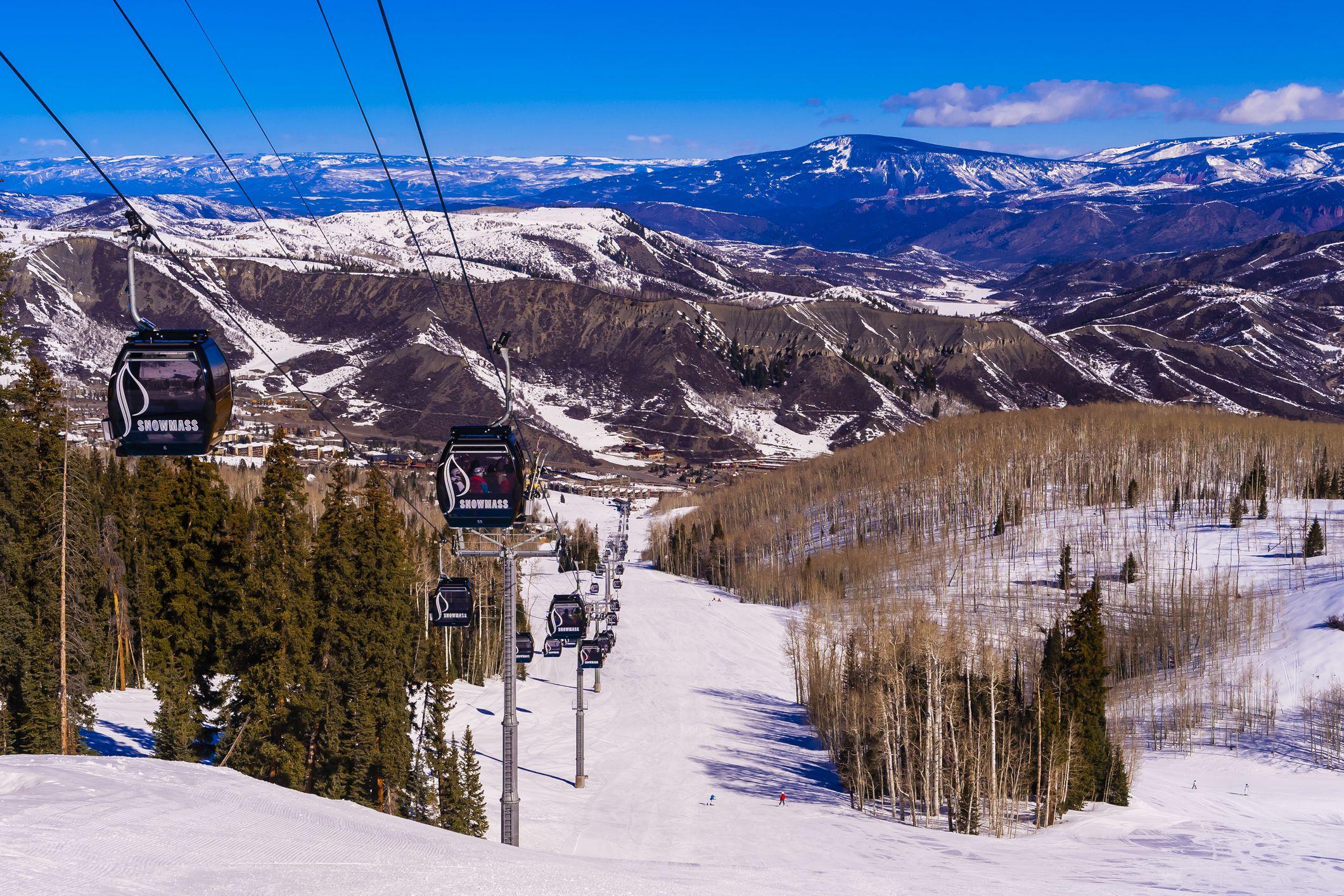 Ski Resort Guide Snowmass Ski Resort Colorado