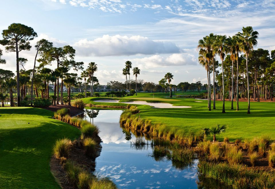 PGA National Resort & Spa, The Champion: one of Five Great Golf Courses