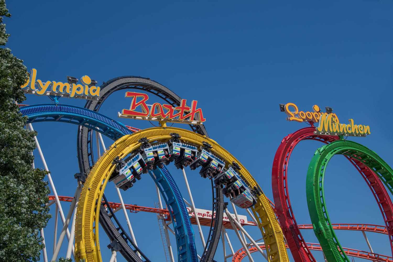 Olympia Looping roller coaster