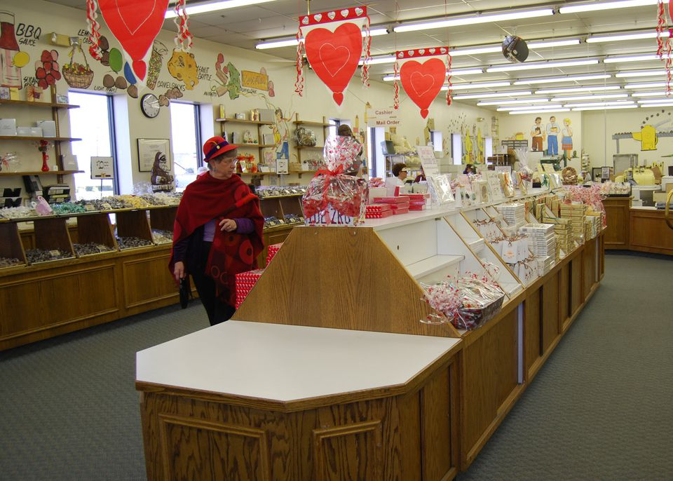 The Retail Store at Cerreta Candy Company