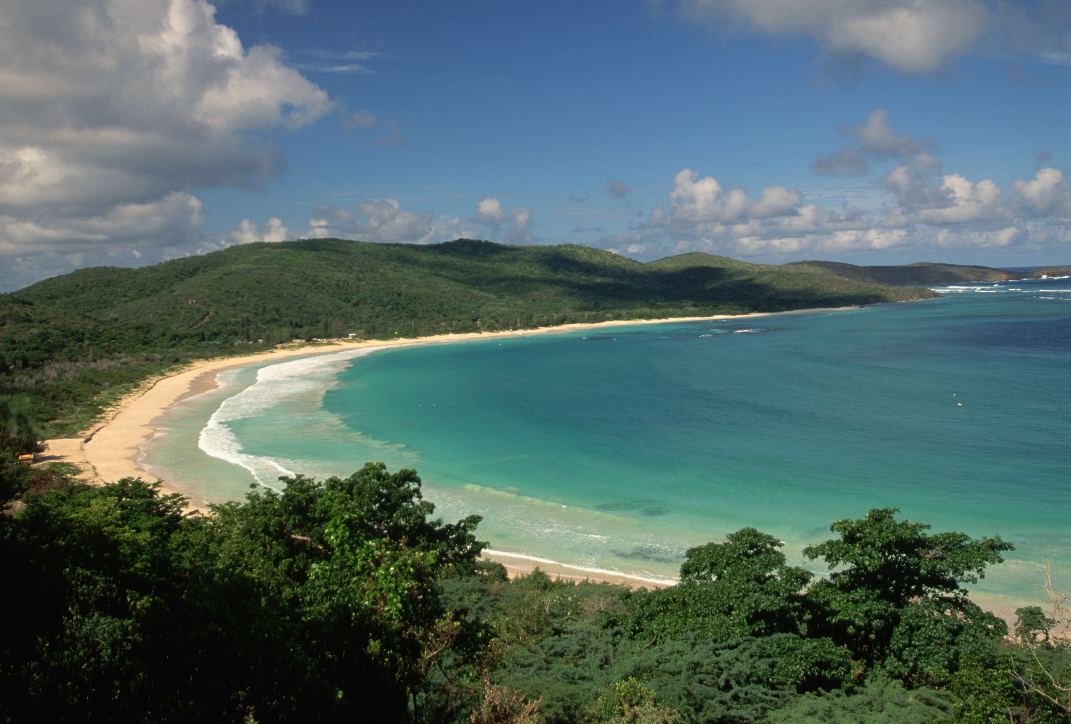 beach e best nude puerto rico