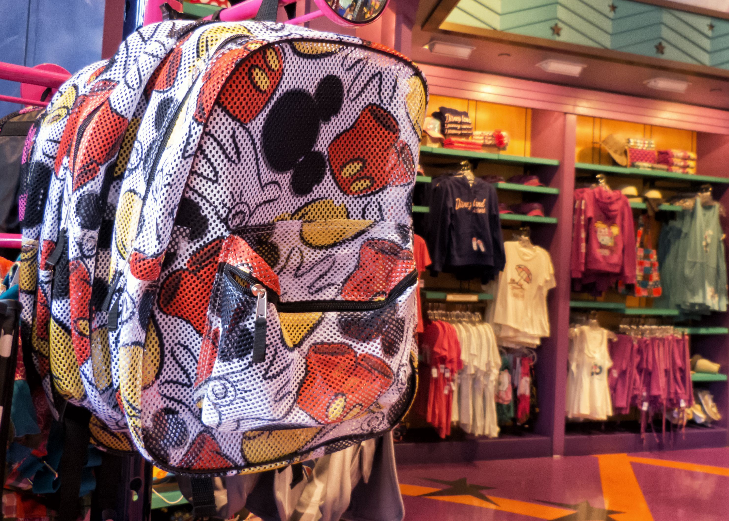Disneyland Bags Amp Backpacks Everything To Know