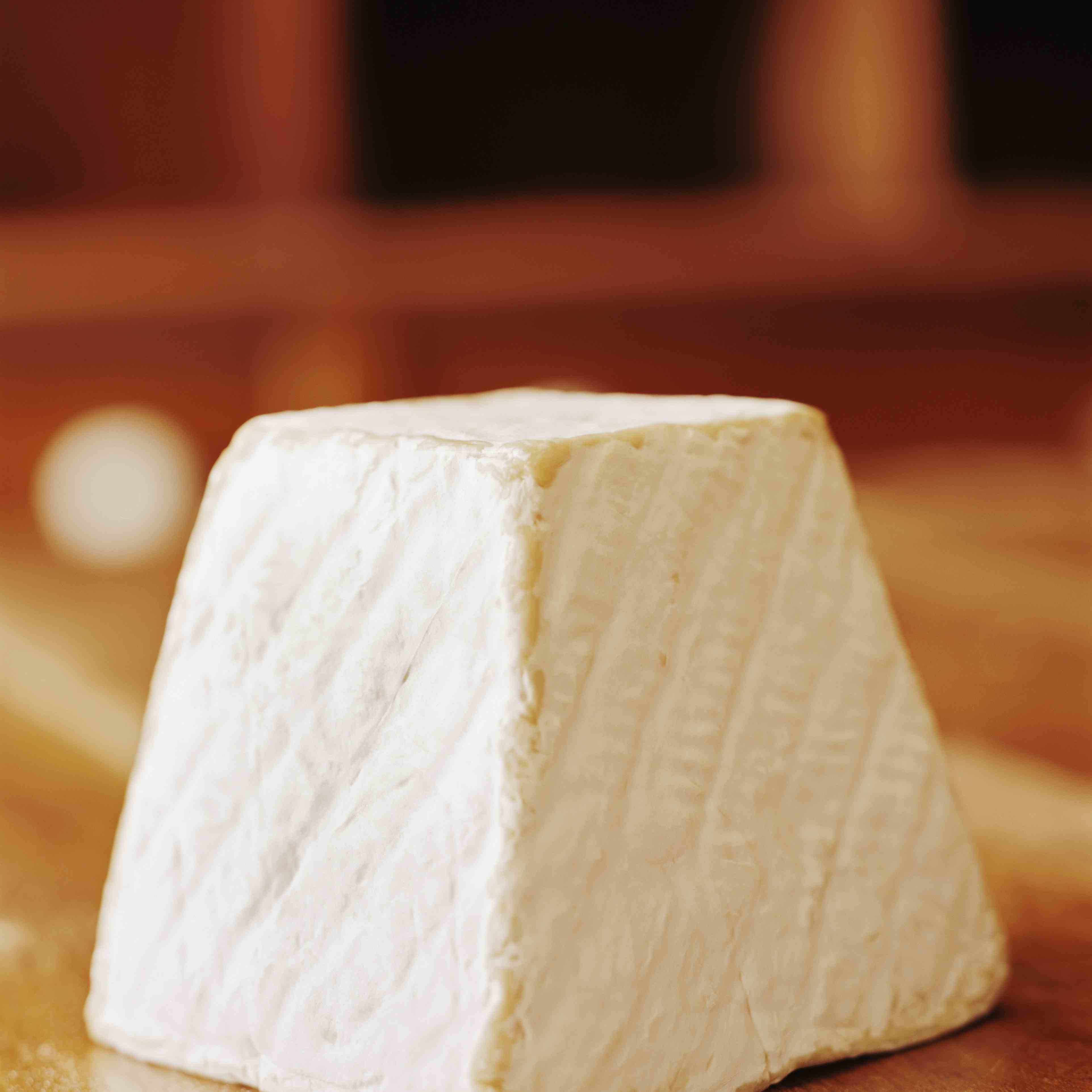 Vermont goat cheese