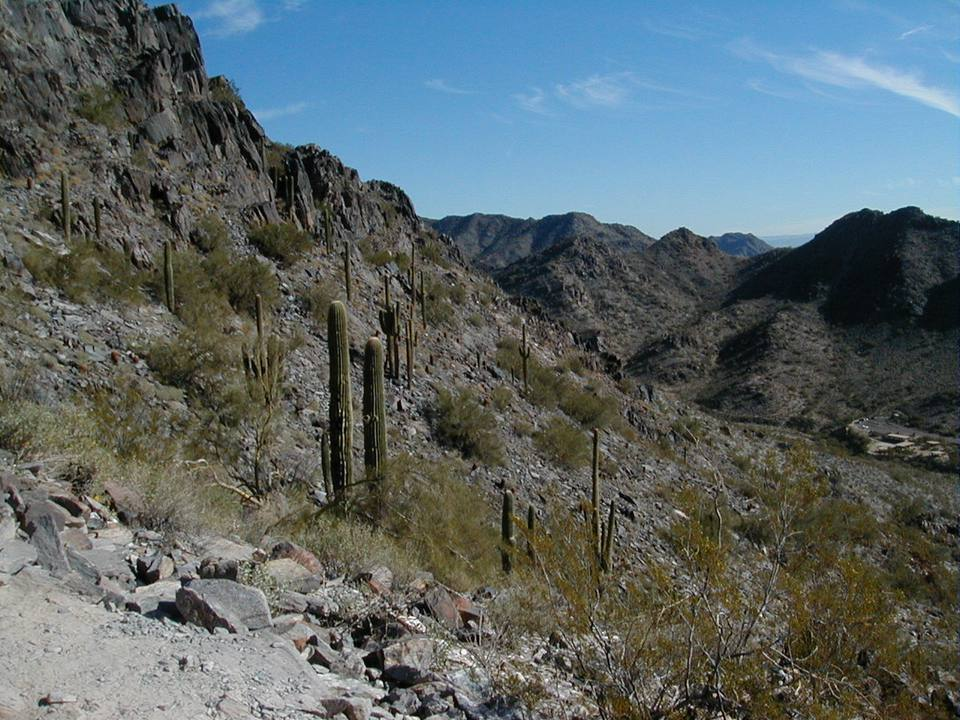 Piestewa Peak in Phoenix