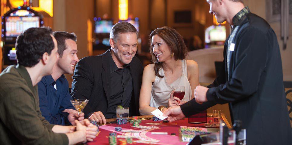 Gaming at Hollywood Casino