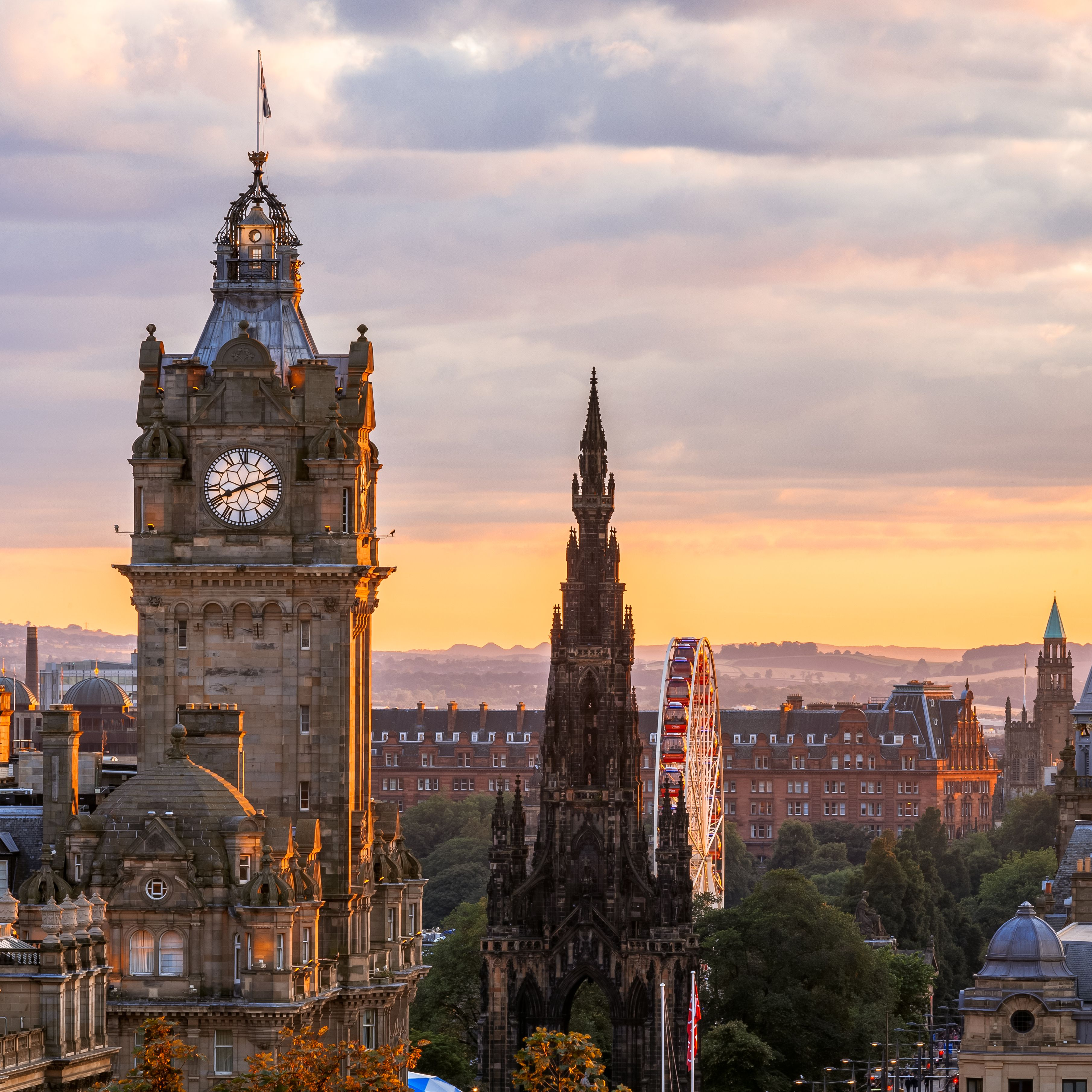 The Top 20 Things to Do in Edinburgh