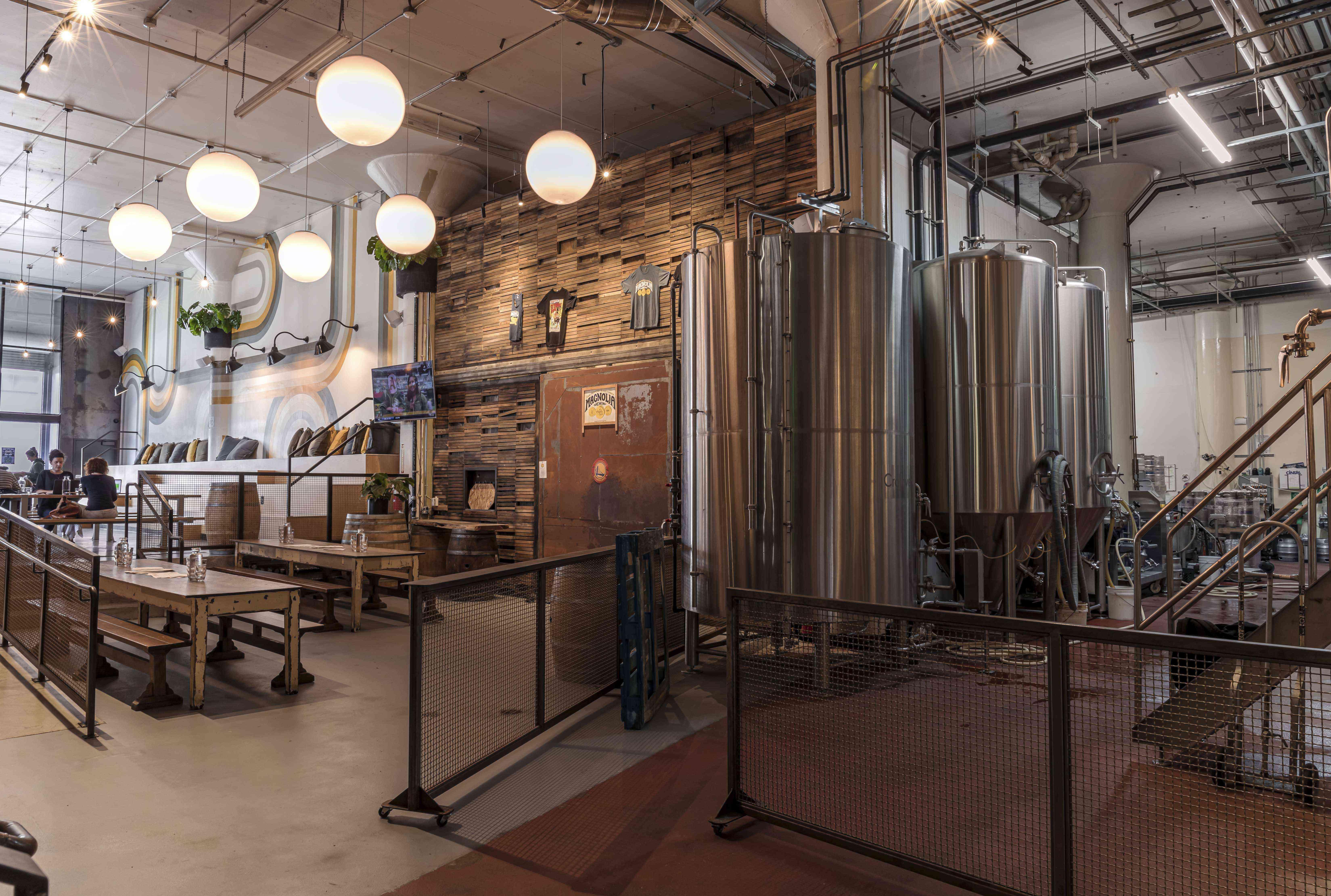 Magnolia Brewing Company, San Francisco
