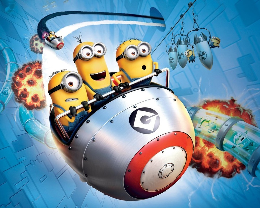 Despicable Me Ride