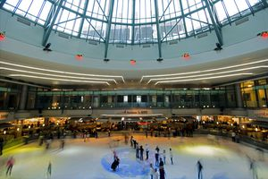 atrium le 1000 montreal skating rinks