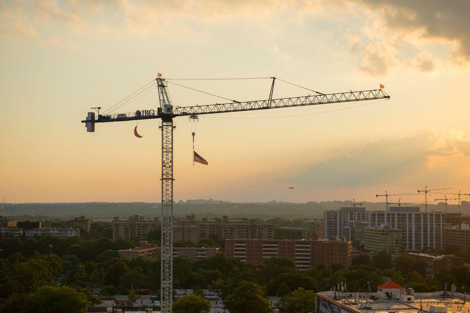 Washington DC construction