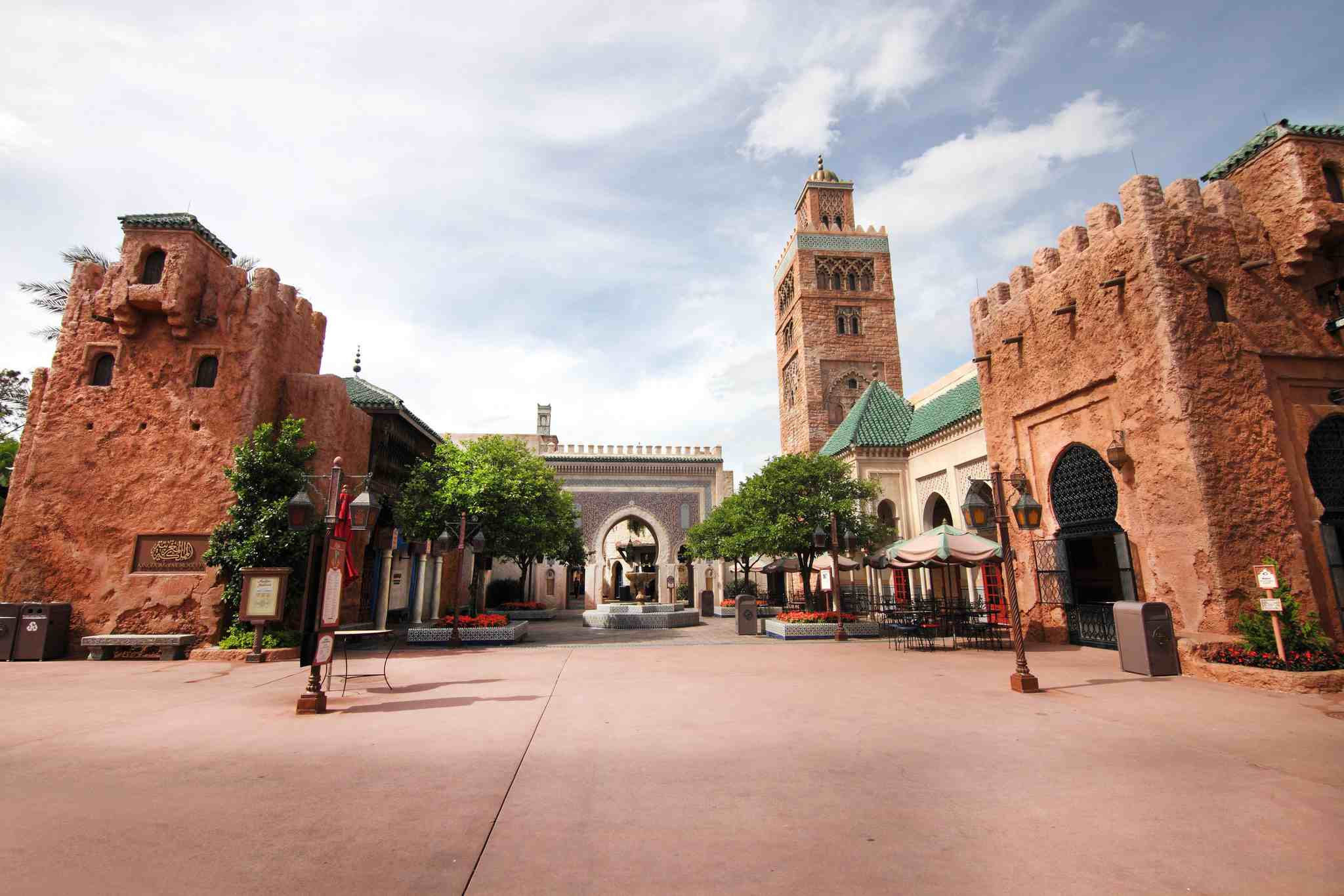 Morocco Pavilion at World Showcase, Walt Disney World