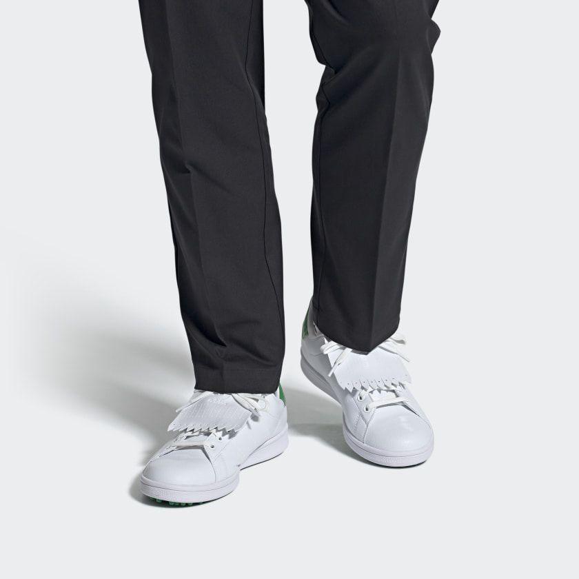 Adidas Stan Smith PrimeGreen Special Edition Golf Shoes