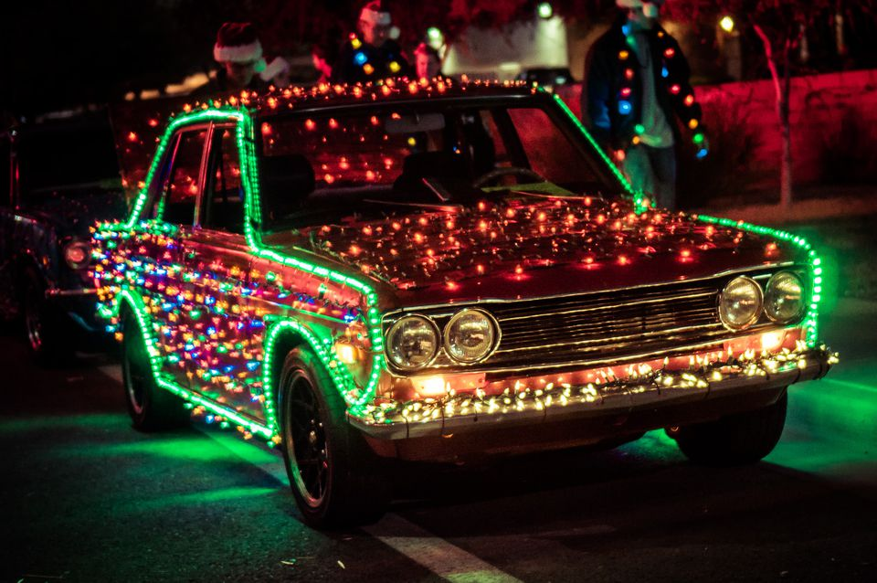 Electric Light Parade in Phoenix