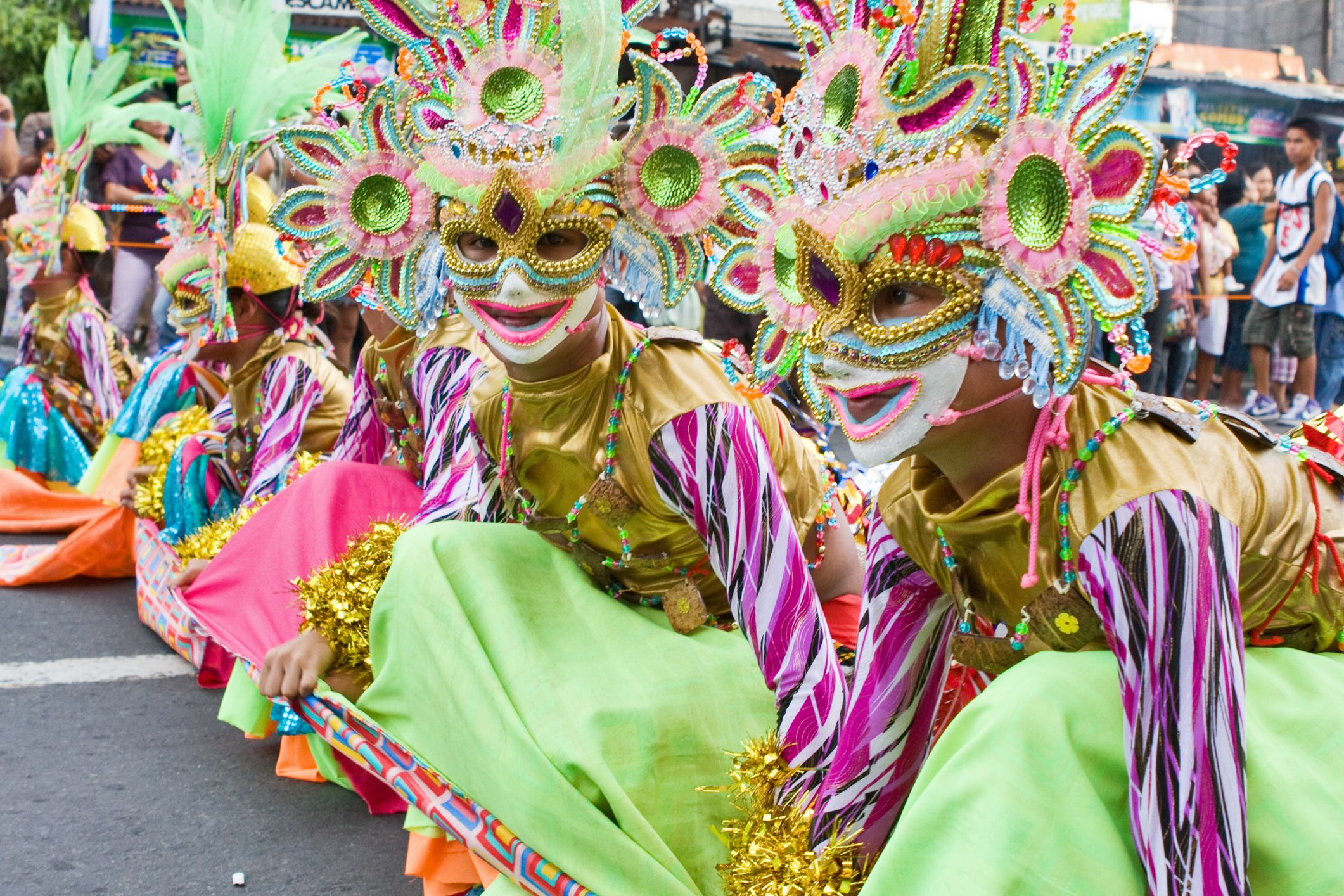 In the Philippines, Fiesta Season is All Year Round