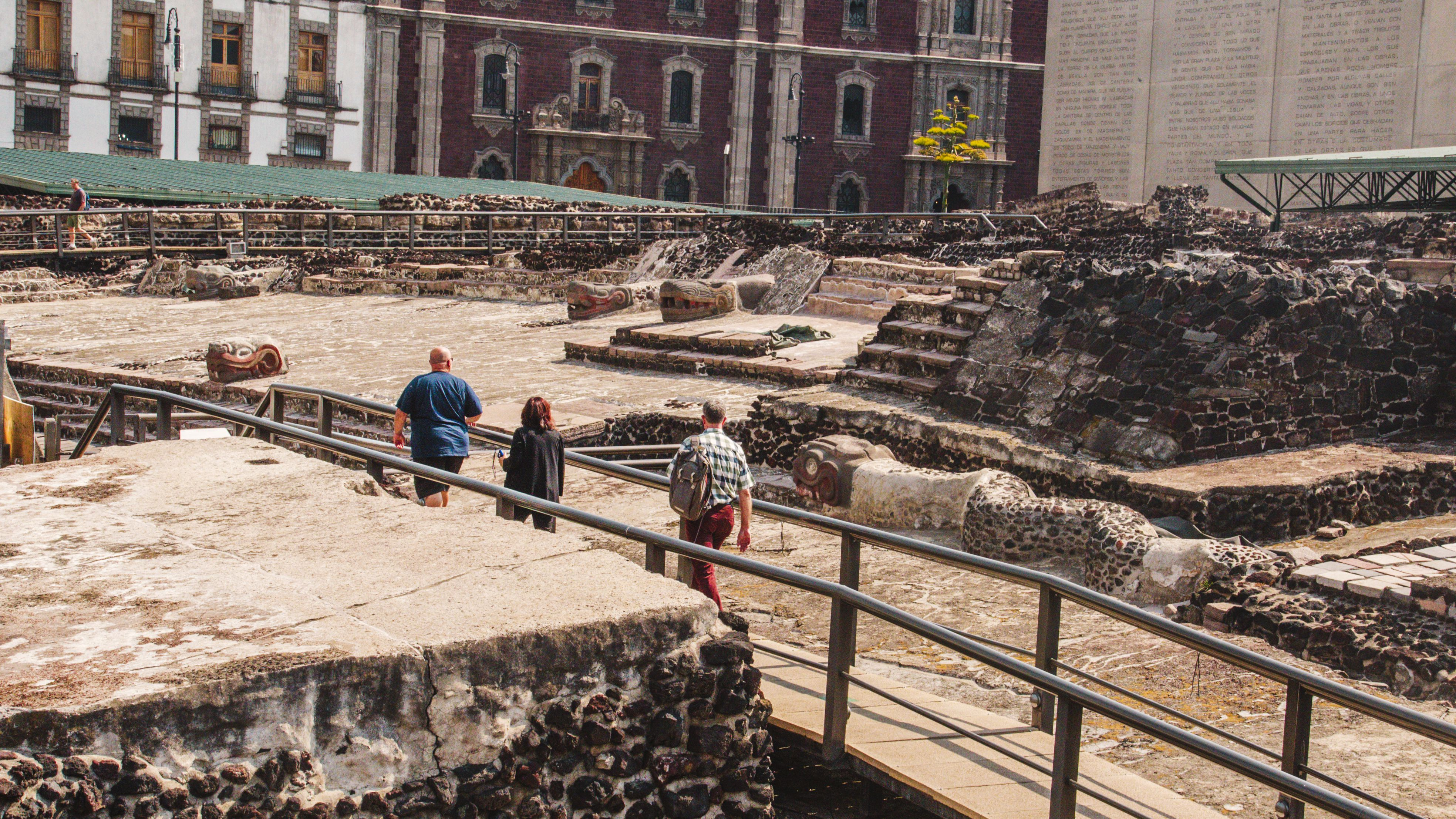 Templo Mayor Archaeological Site and Museum
