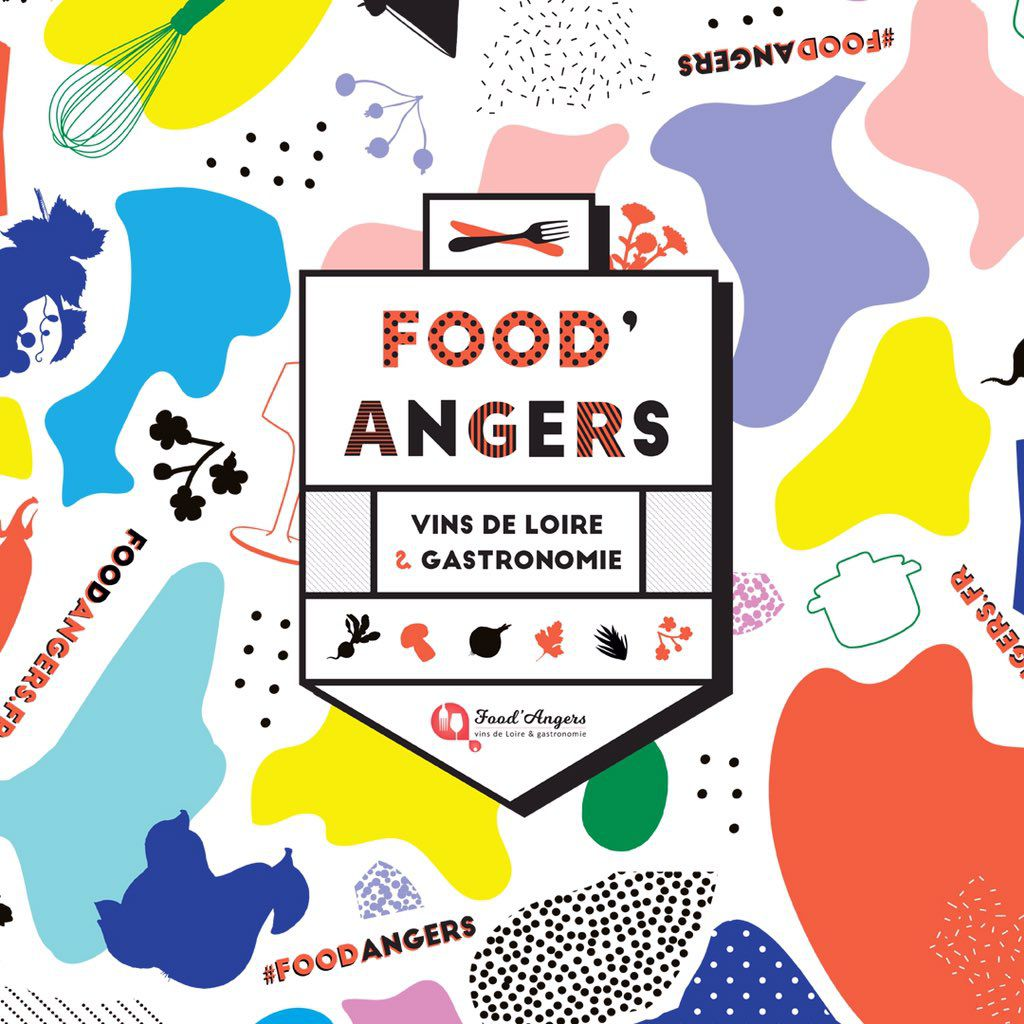 Food'Angers is a local wine and gastronomy festival in the Loire Valley, France