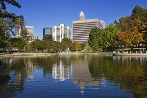 Marshall Park in Charlotte, NC