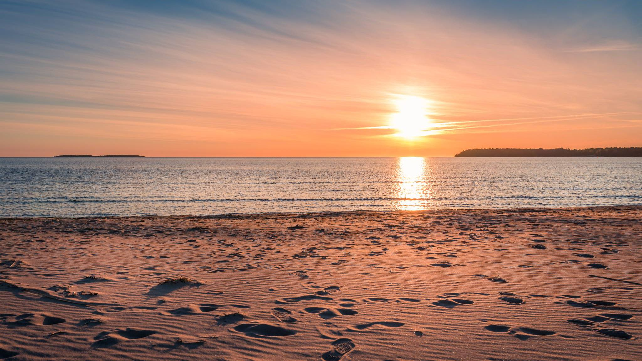 The Best Beaches in Finland