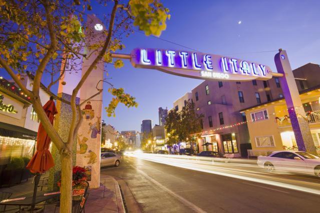 from Gideon gay neighborhoods in san diego california