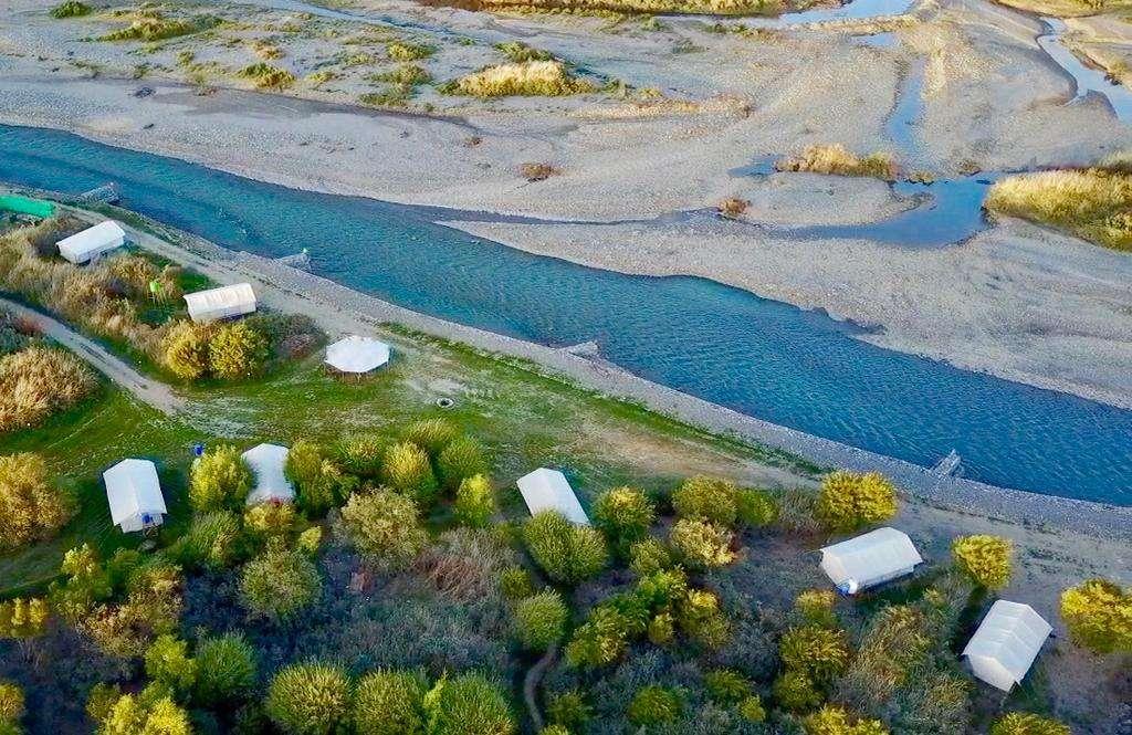 Indus River Camp