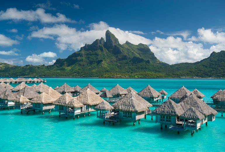 Review Of The St Regis Bora Bora Resort