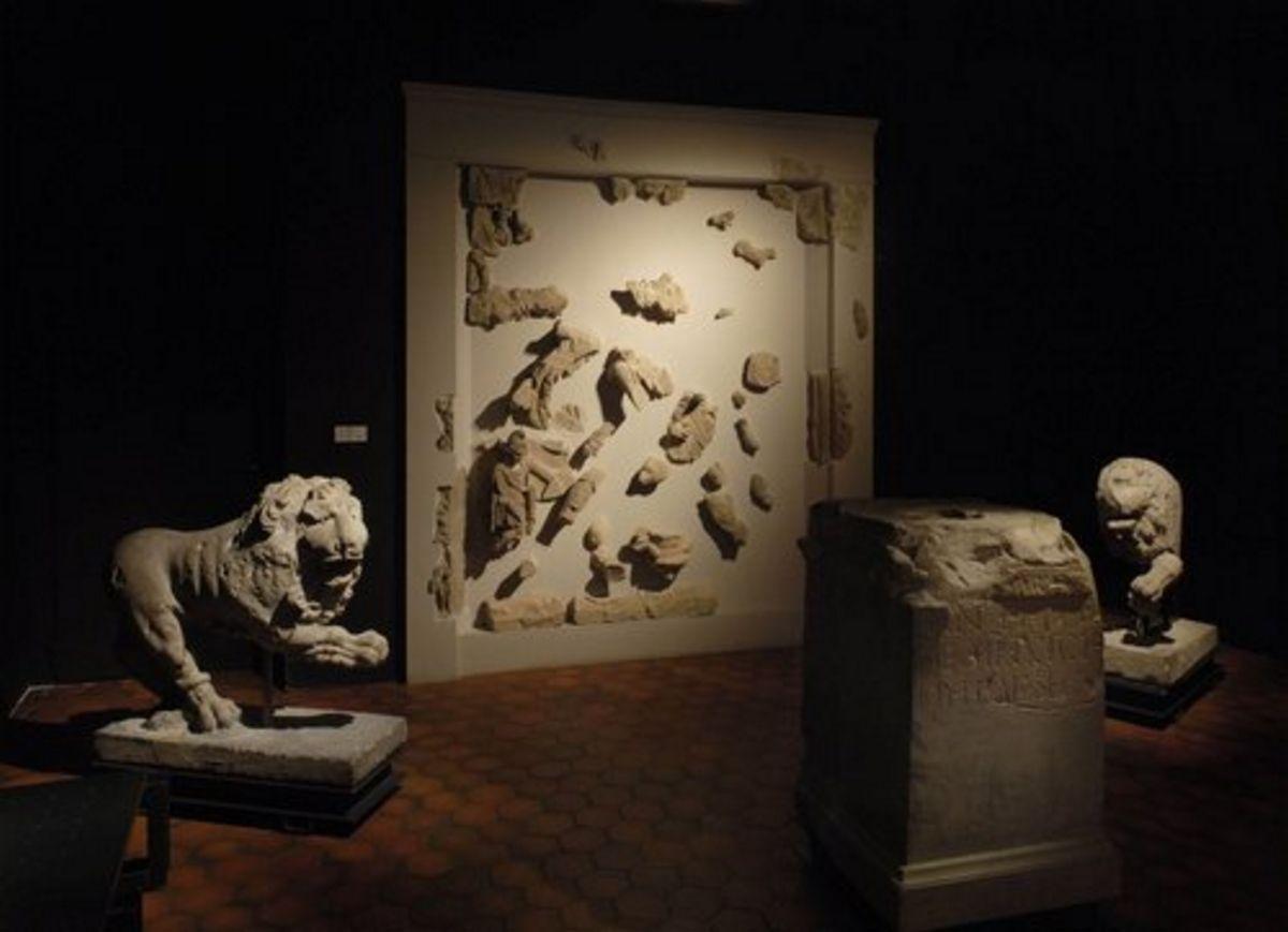 Archaeological Museum, Strasbourg, France