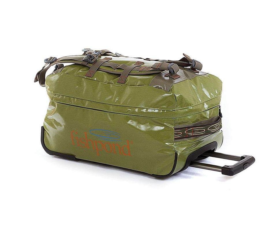 Fishpond Westwater Rolling Carry On Duffel