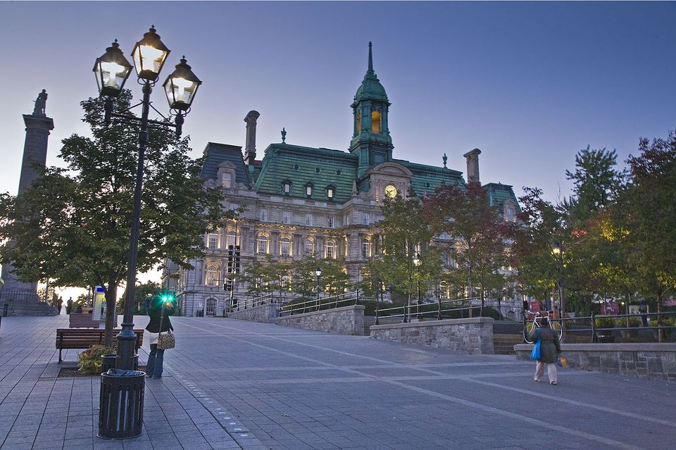 Montreal quotes uttered by celebrities and famous people.