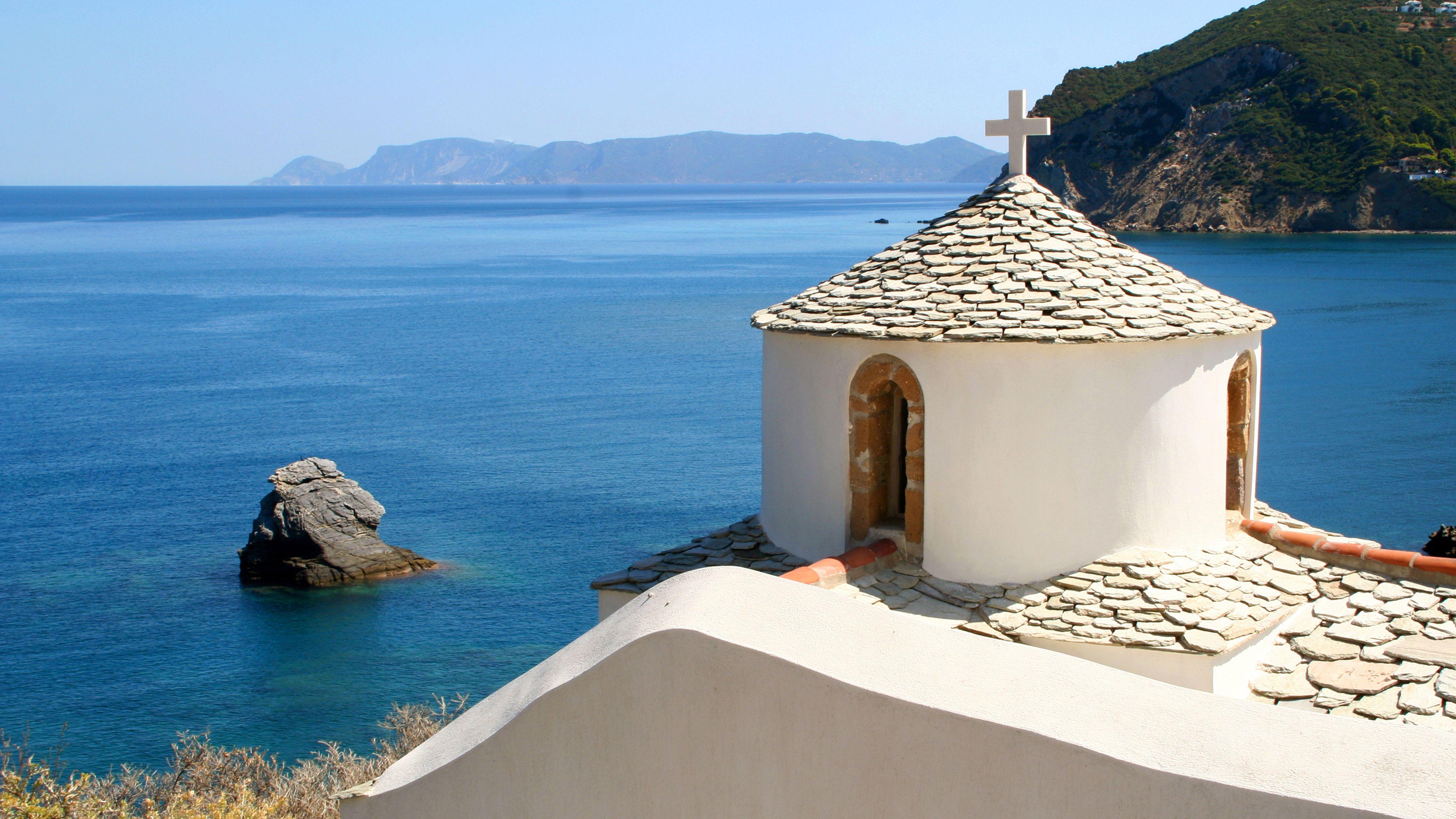 Kalokairi Skopelos The Greek Island From Mamma Mia