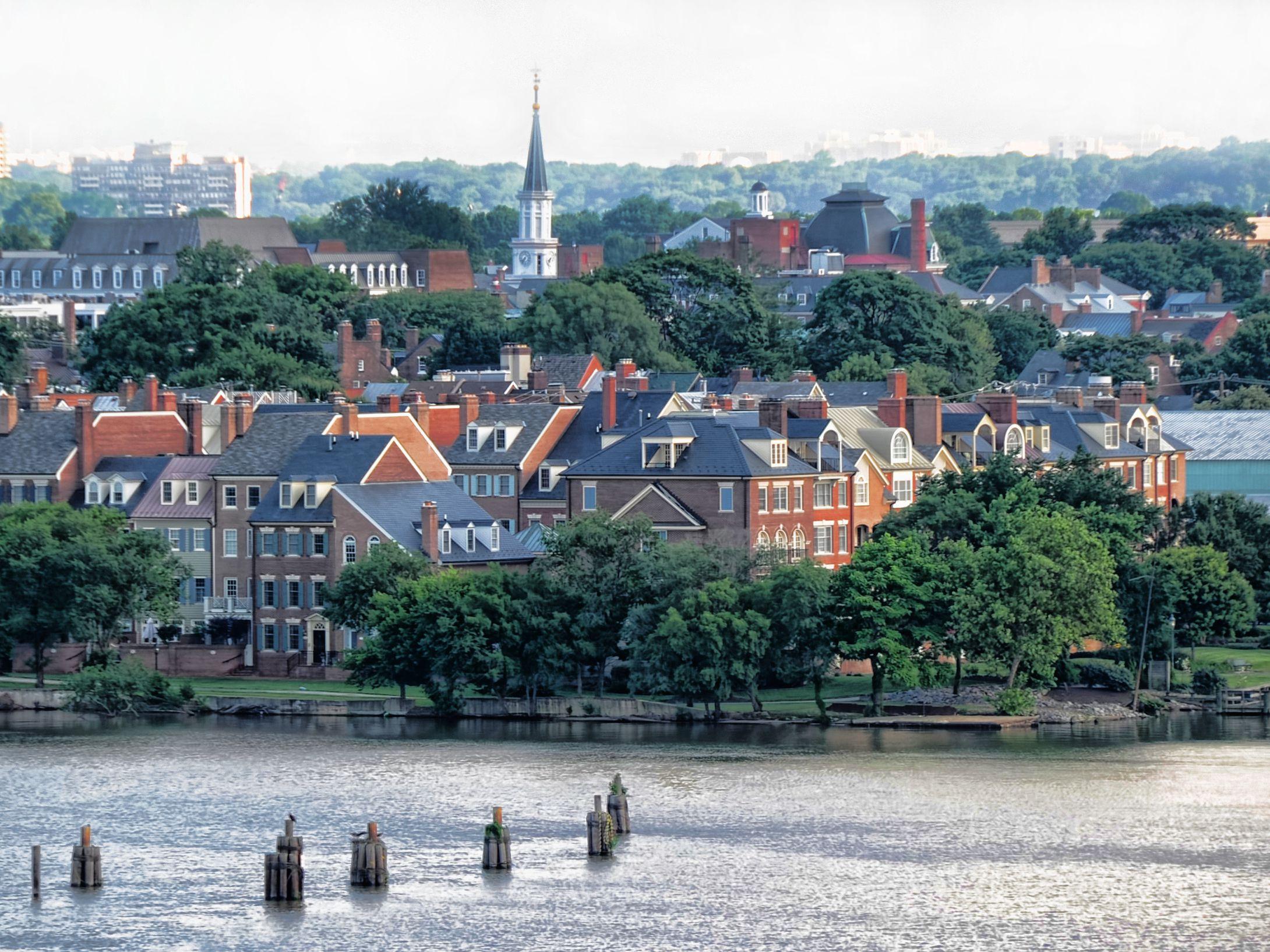 Restaurants In Old Town Alexandria Virginia